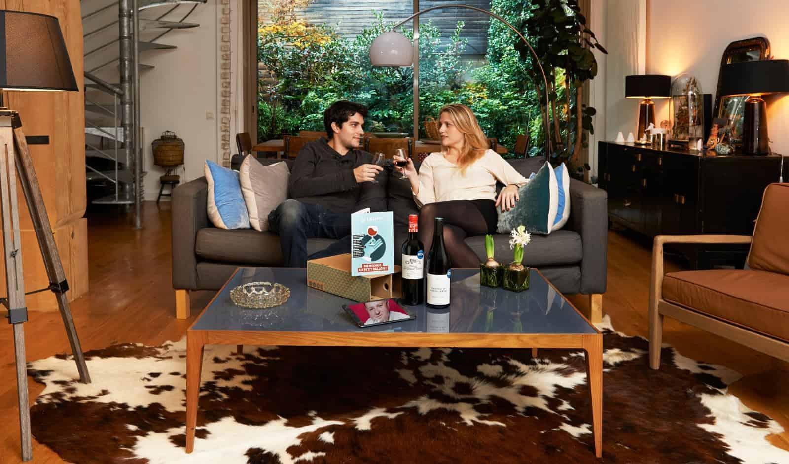 Une Box vin, un très beau cadeau pour la Saint-Valentin