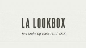lookbox