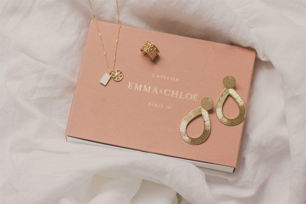 Une Box cadeau de bijoux