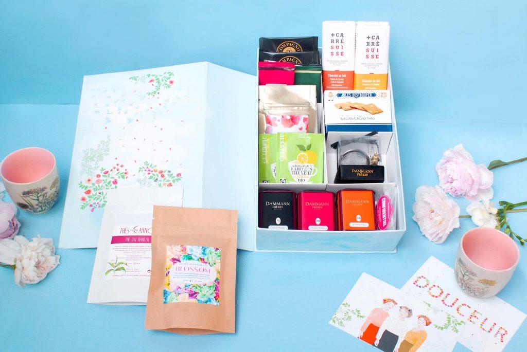 cadeau Thé : Une box pour être toujours prêt au moment du tea time