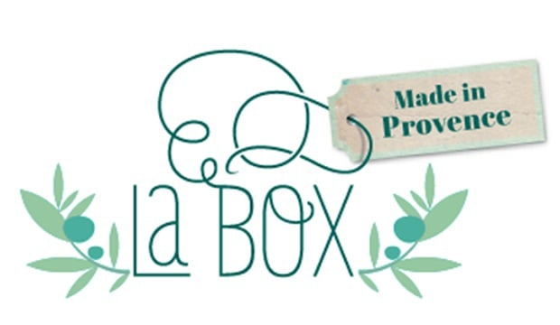 logo la box made in provence