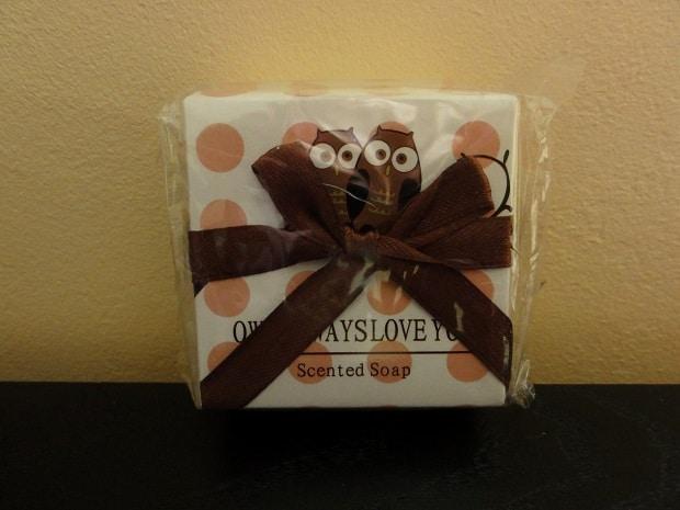 Secret de Chineuse - Savon Owl always love you