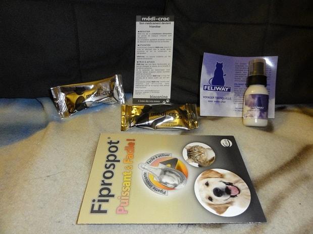 Wanibox for cat - Santé