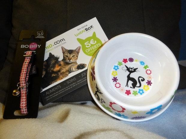 Wanibox for cat - Accessoires
