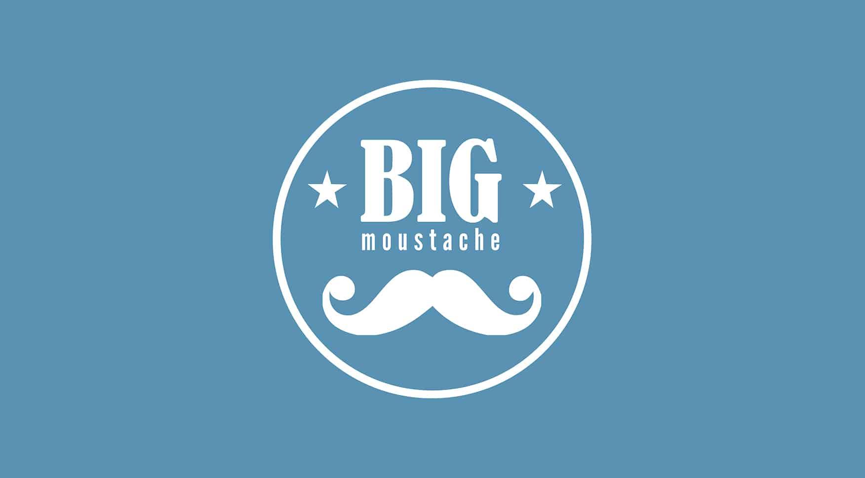 """Résultat de recherche d'images pour """"big moustache logo"""""""