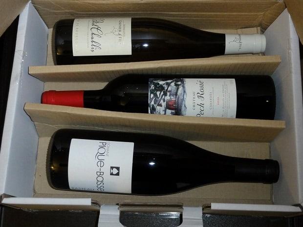 Test Trois fois vin - 3