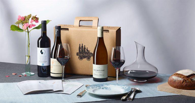 Abonnement vin