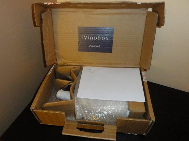 Test iVinoBox 2