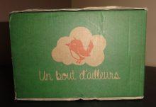 """La box """"Un Bout d'ailleurs"""" de février"""