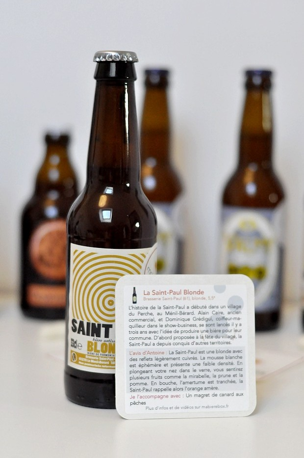 Ma Bière Box de février 5
