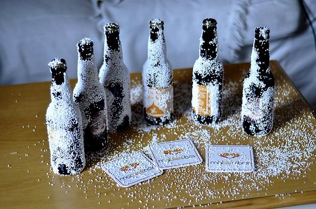 Ma bière box de janvier 2014
