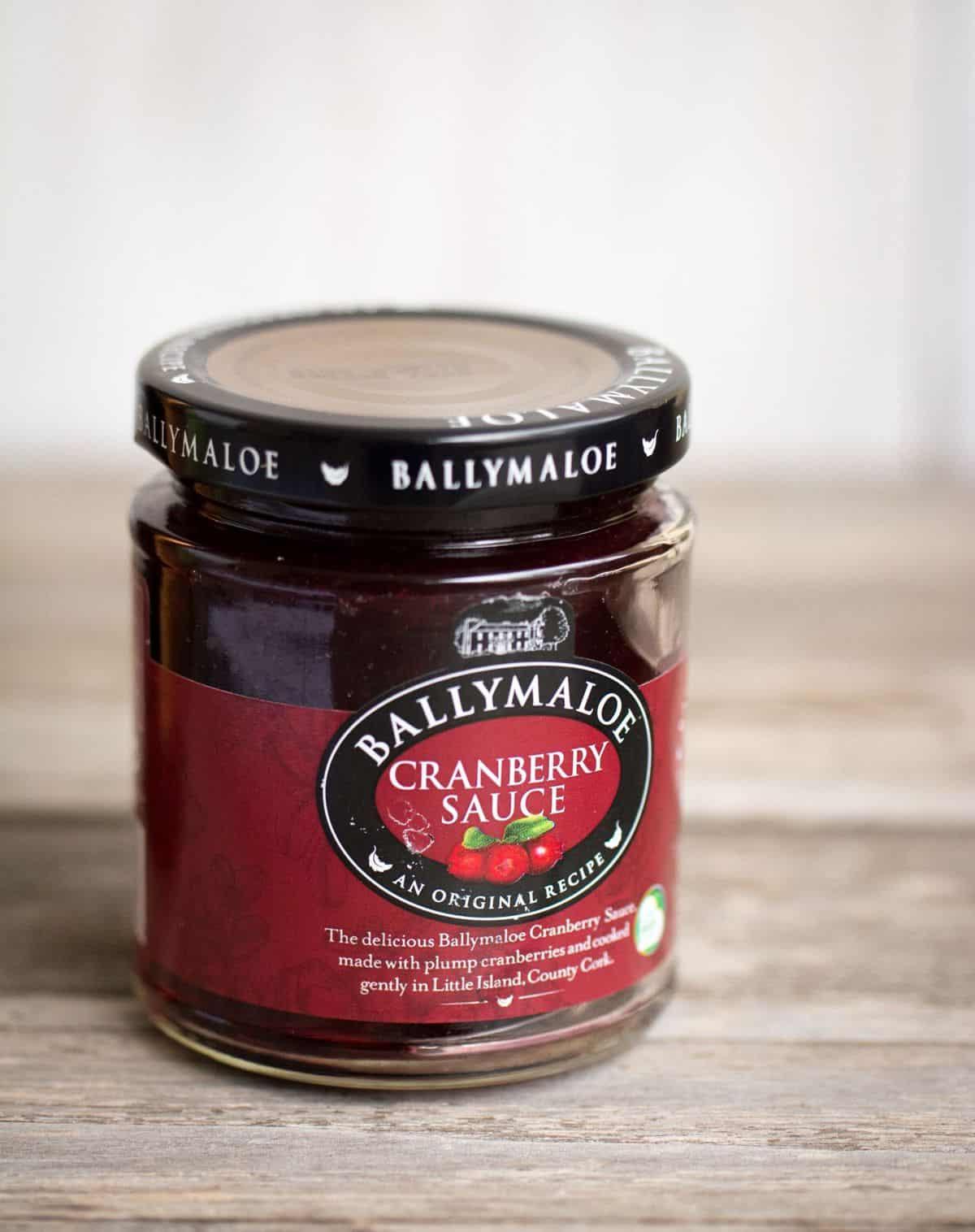Un bout d'ailleurs de mars 2014 - sauce cranberry