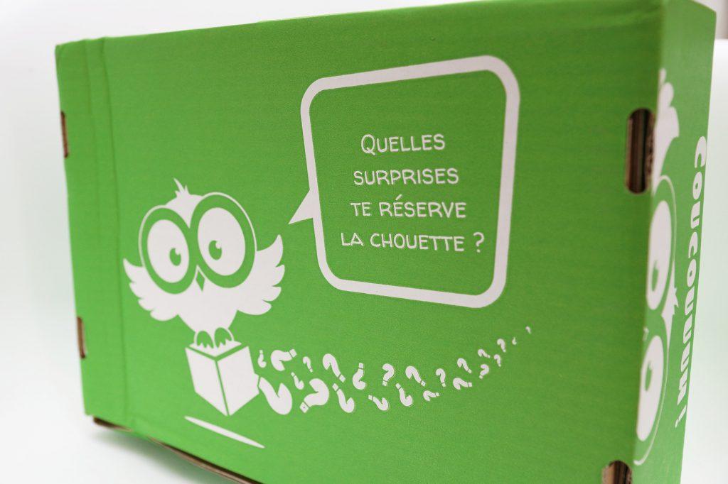 chouette box mars 1