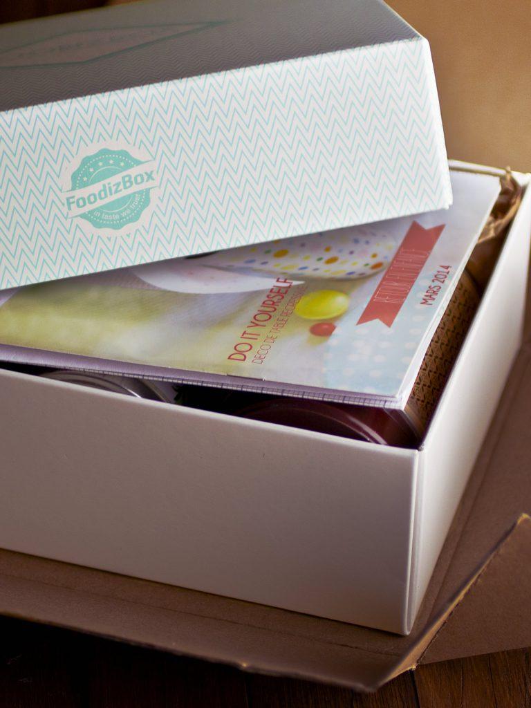 La FoodizBox de mars 2014 - tlb.dev