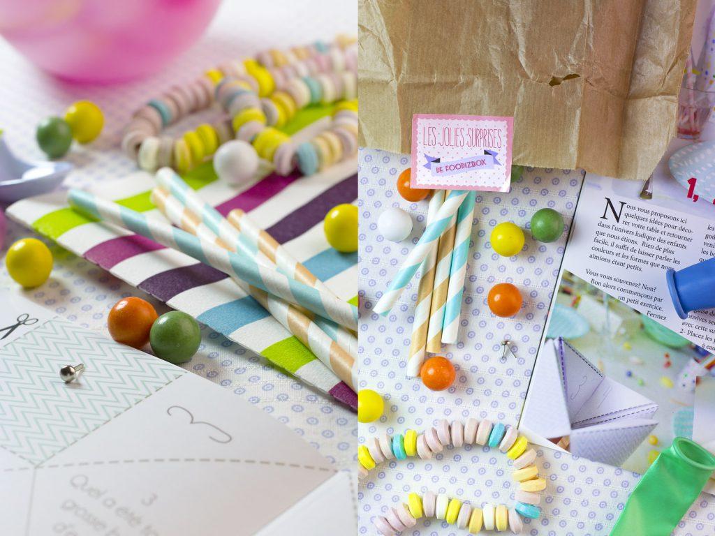 La FoodizBox de mars 2014 - Les surprises de la box - tlb.dev