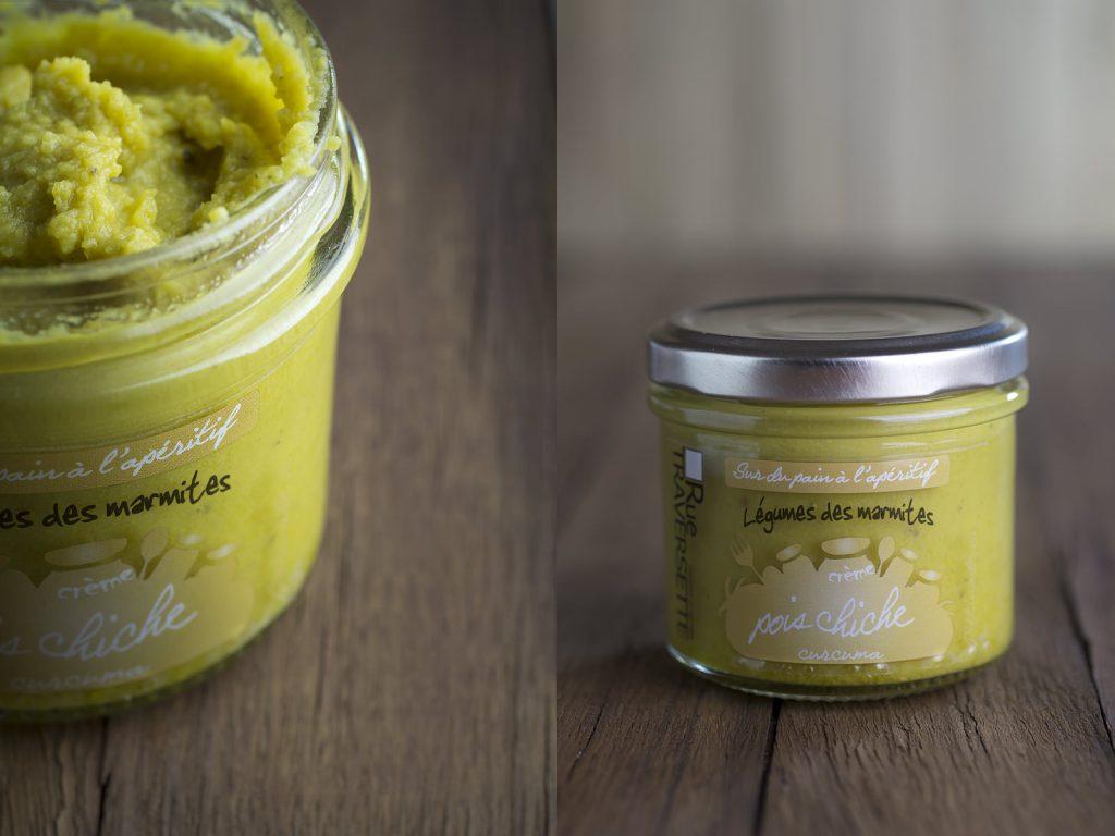 Crème de pois chiche de la FoodizBox de mars 2014 - tlb.dev