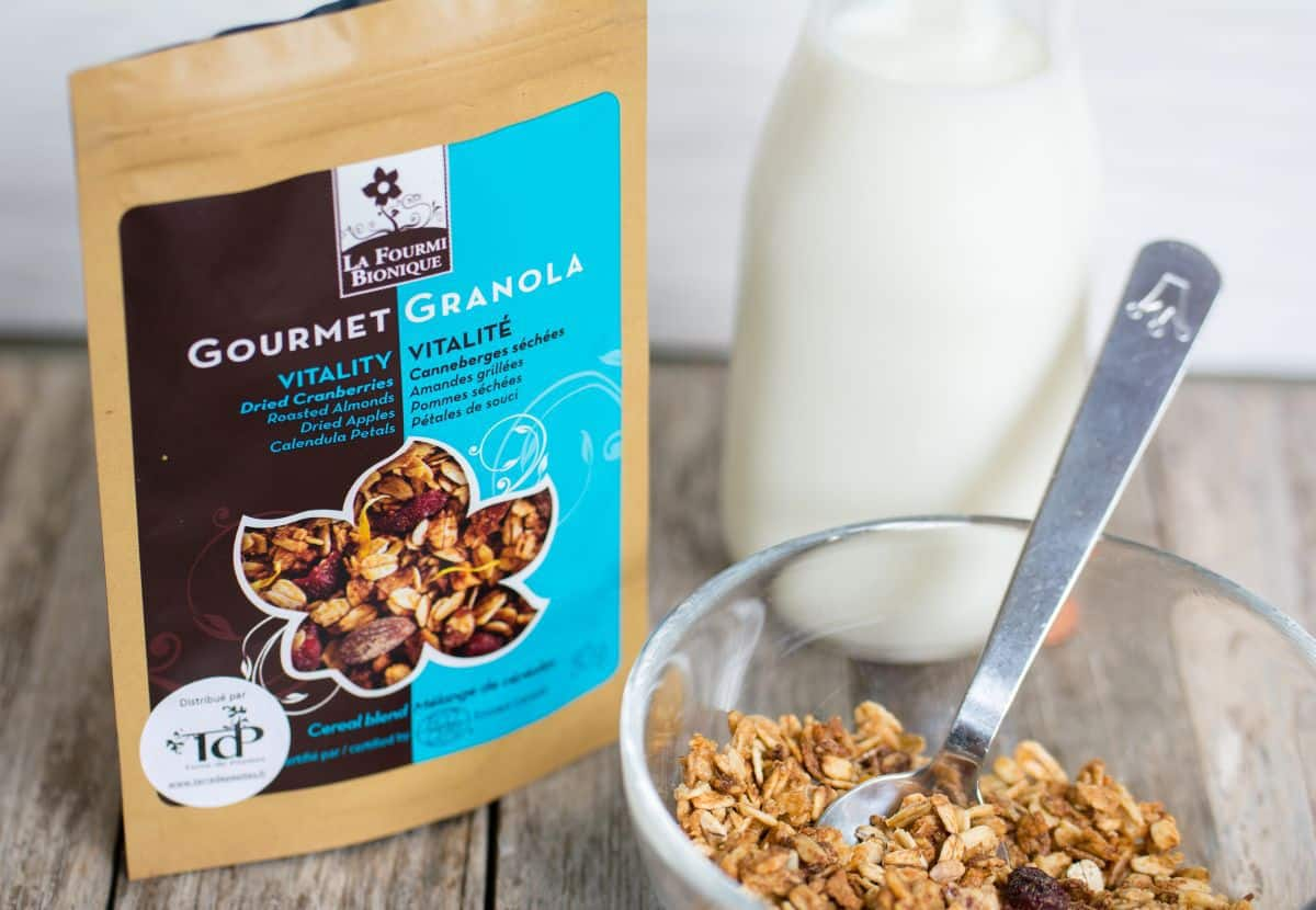 Gourmibox - Granola
