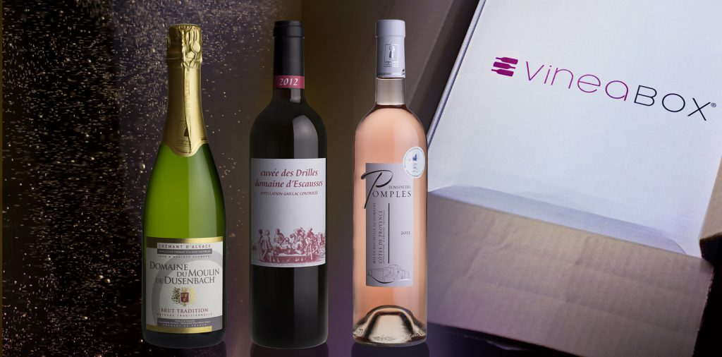 Vineabox - La box vin de mai 2014
