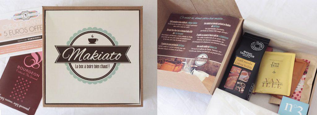 Makiato, la box mixte de juin, aux arômes intenses de gourmandise !