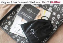 Emma et Chloé : Concours de Juillet 2014