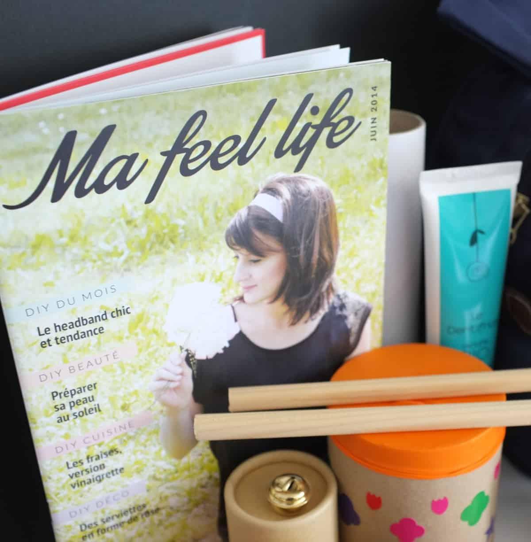 magazine ma feel life
