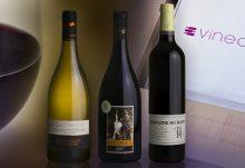 Un vin blanc dense et parfumé, et 2 vins rouges de caractère : la sélection de Franck Thomas pour une VineaBox estivale.