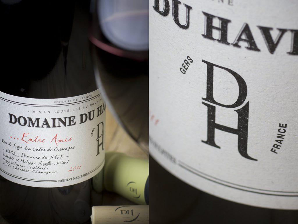 """Côtes de Gascogne I.G.P. """"Entre amis"""", Domaine du Have - Sélection VineaBox juin 2014"""