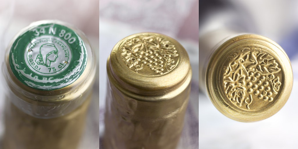 Les Décanteuses - La box vins de juillet 2014