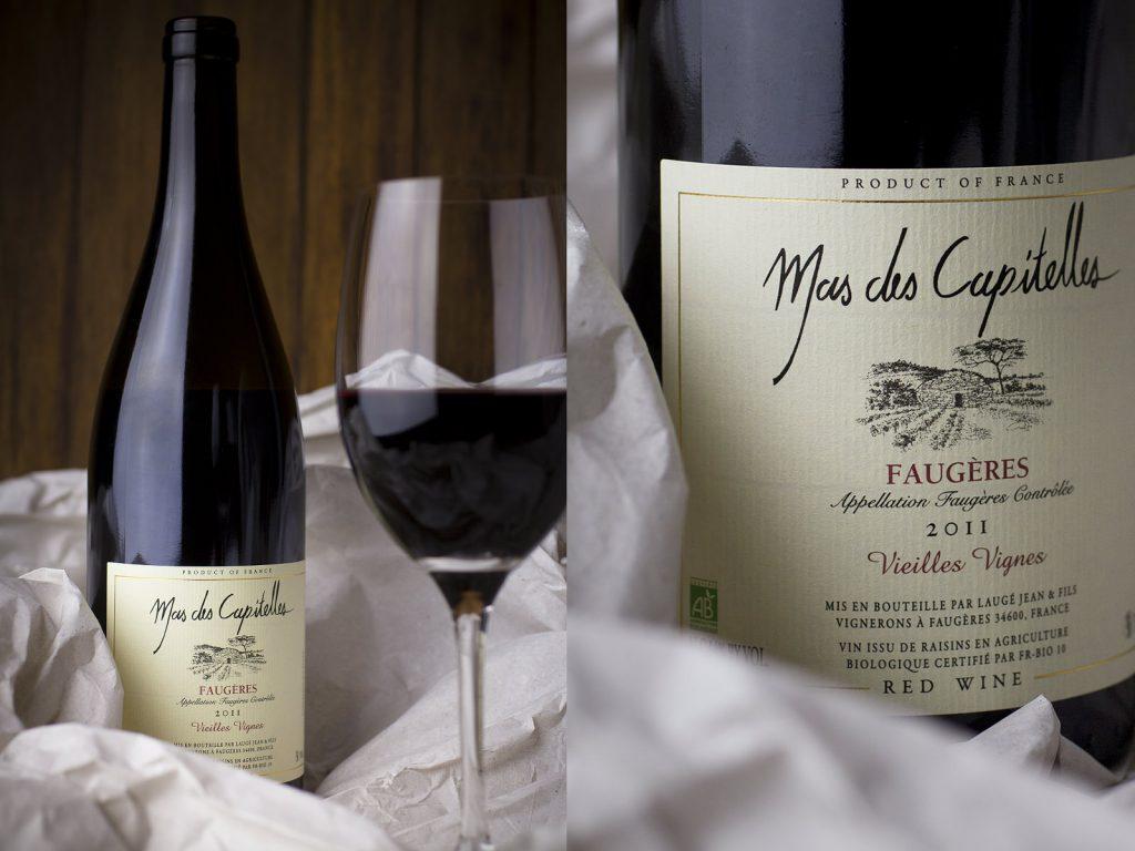 Faugères A.O.C. 2011 rouge, Vieilles Vignes, Mas des Capitelles - Sélection VineaBox juillet 2014
