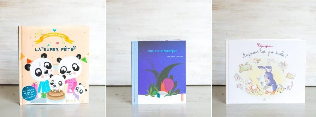 La box de Pandore - Les 3 livres