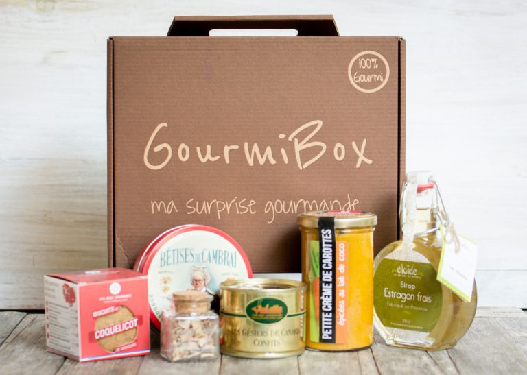 Gourmibox de septembre 2014