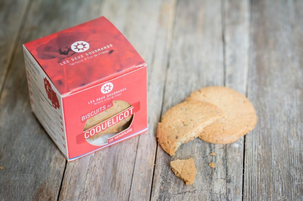 Biscuits au coquelicot | Les deux gourmands