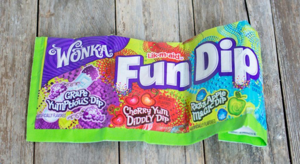 Fun Dip lik-M-Aid Triple Pack | Wonka (États-Unis)- Marco de Magellan