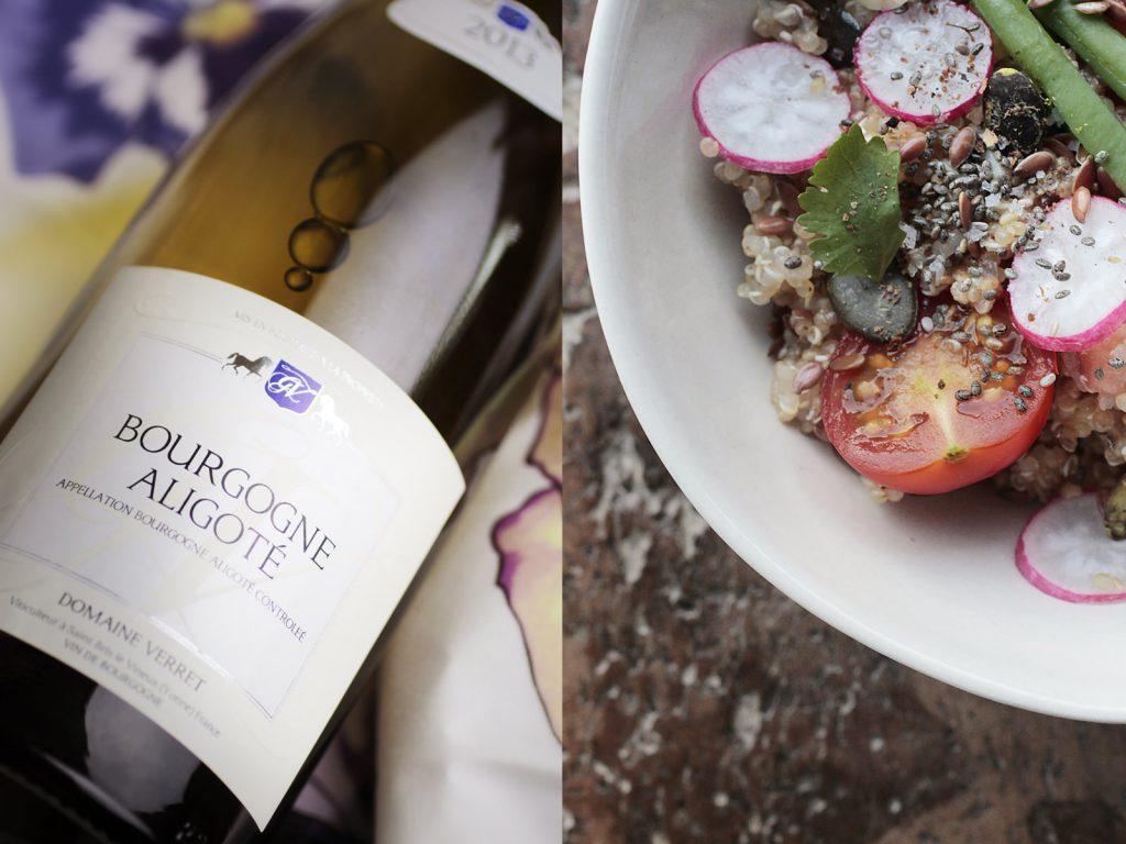 Les Décanteuses - La box vins du mois d'août 2014