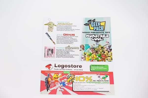 geek pack octobre 2