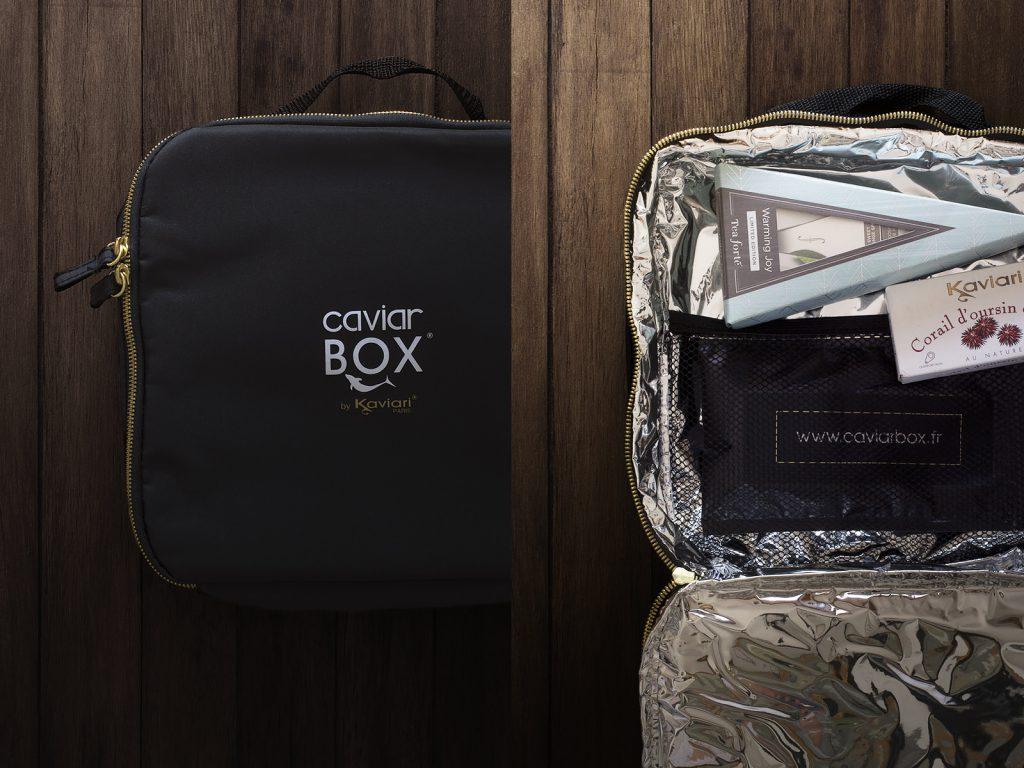 Caviar Box, pour les amateurs de finesse et de raffinement absolus