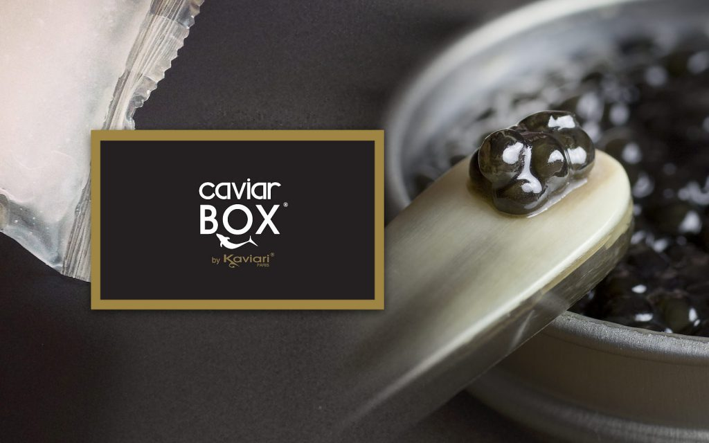 Caviar Box, pour les amateurs de finesse et de raffinement absolus