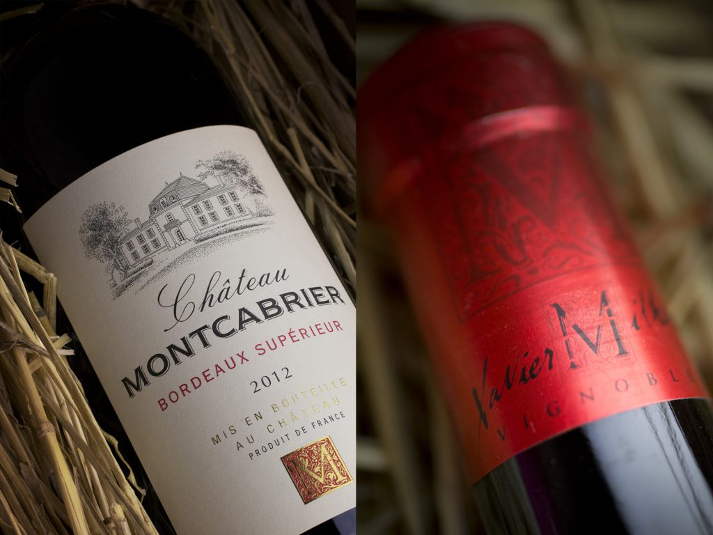 Les Décanteuses - La box vins d'octobre 2014