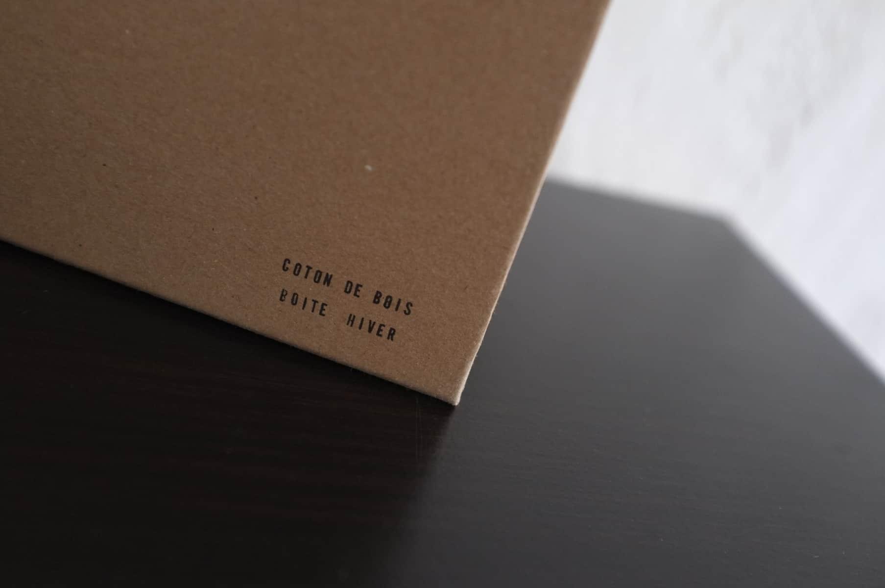 coton de bois hiver 2014 toutes les box. Black Bedroom Furniture Sets. Home Design Ideas