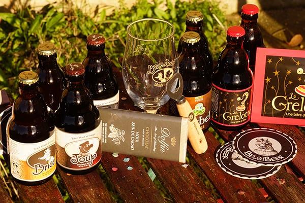 belgi beer box decembre 1