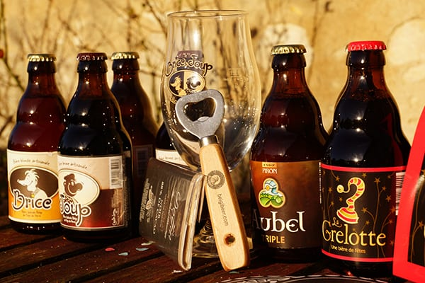 belgi beer box decembre 2
