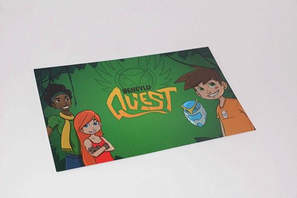 beyneylu quest 8
