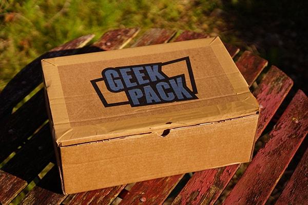 geek pack janvier