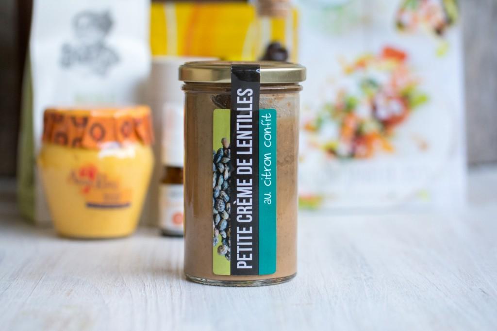 Petite crème de lentilles au citron confit | Ducs de Gascogne