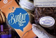 Bonjour French Food de novembre sent bon l'automne et l'envie de chaleur au coin du feu : chocolat, biscuits, terrine, saucisson et pâte à la bière.