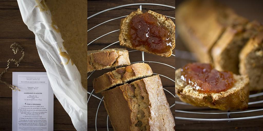Bonjour French Food est bien remplie en décembre : sardines à l'huile de homard, mini macarons, crème d'artichauts, moutarde de Champagne, chocolat noir, et pain d'épices.