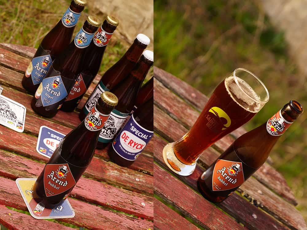 belgian beer box mars 13