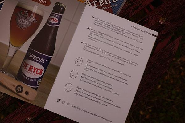 belgian beer box mars 5