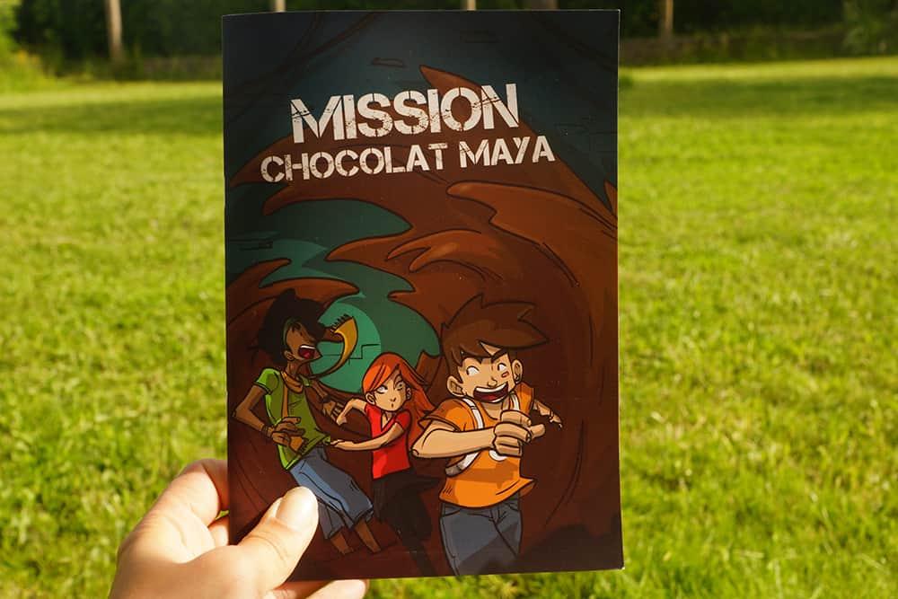 beneylu quest mission chocolat maya 3