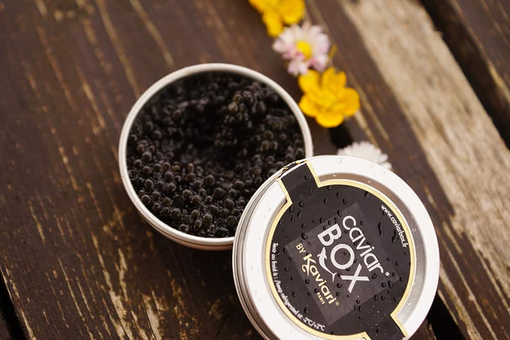 caviar box 10